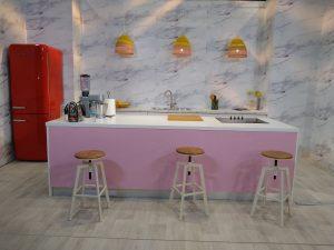 Εικόνα από την κουζίνα του Στούντιο 4