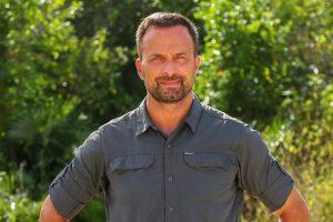 Γιώργος Λιανός - οπαρουσιαστής του Survivor