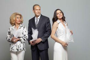Οι ηθοποιοί απ' τη σειρά Συμπέθεροι απ' τα Τίρανα