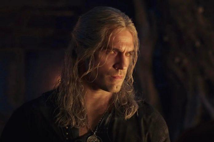 Ο Henry Cavill ως Witcher στη σεζόν 3