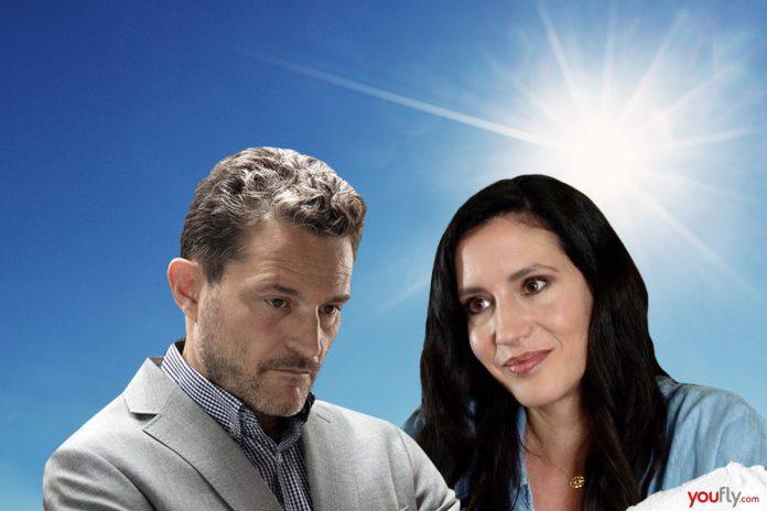 Ο Δημήτρης παγιδεύει την Ελένη στην σειρά Ήλιος