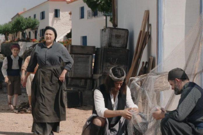 Εικόνα από την πρεμιέρα της σειράς Βαρδιάνος στα Σπόρκα