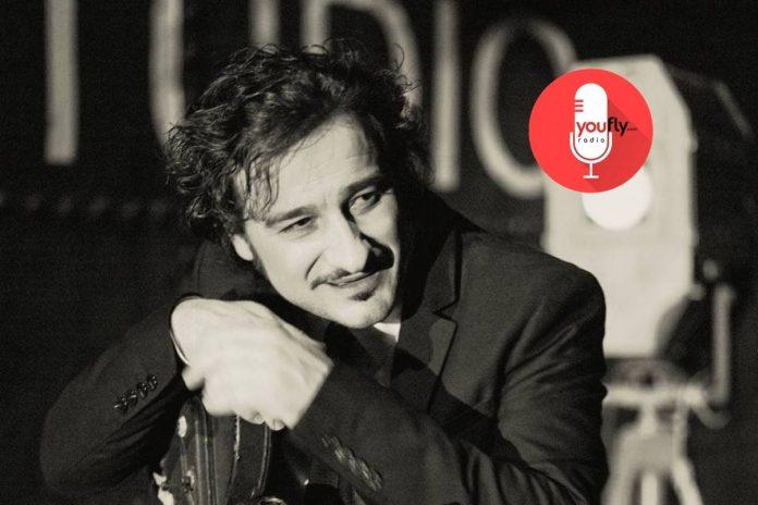 Ο Βασίλης Χαραλαμπόπουλος στο Youfly Radio