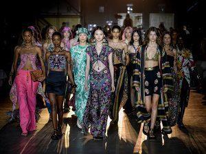 εβδομάδα μόδας στο Μιλάνο