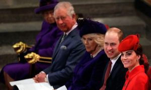 Zip the Day - Πρίγκιπας της Ουαλίας, η Δούκισσα της Κορνουάλης και ο Δούκας και η Δούκισσα του Κέιμπριτζ