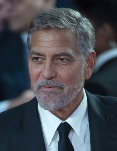 Zip the Day - George Clooney