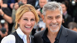 Zip the Day Julia Roberts - George ClouneyZip the Day!