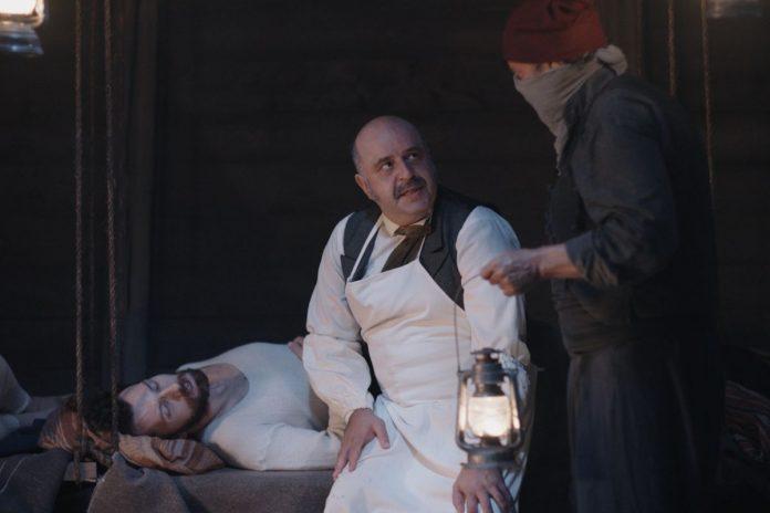 Πλάνο από το επεισόδιο 3 στην σειρά Βαρδιάνος στα Σπόρκα
