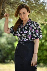 Η Αλίνα Κωτσοβούλου στη σειρά Σασμός