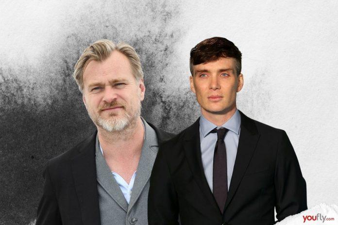 Ο Cillian Murphy κι ο Christopher Nolan στη νέα ταινία
