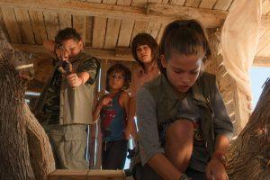 Οι μικροί πρωταγωνιστές στο Κομάντα και Δράκοι