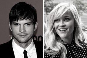 H Reese Witherspoon με τον Ashton Kutcher στο Netflix