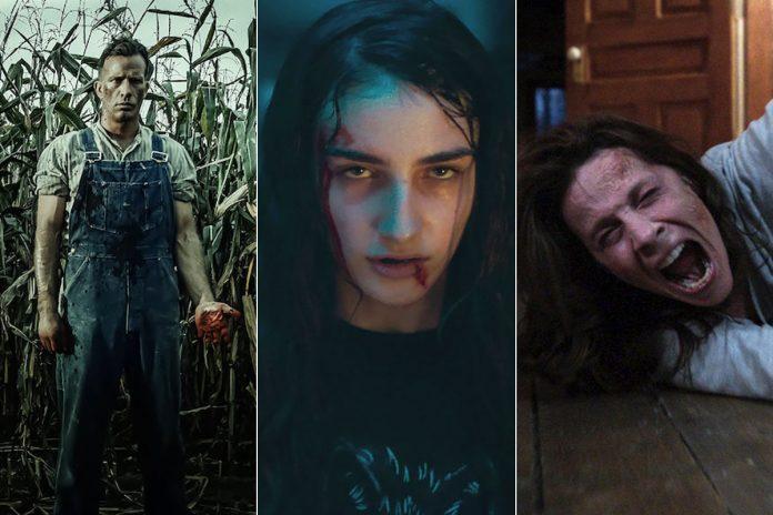 τρομακτικές ταινίες Netflix